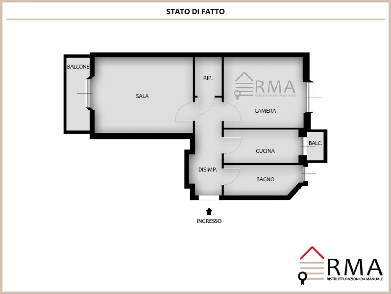 RMA 01 Stato-di-fatto A