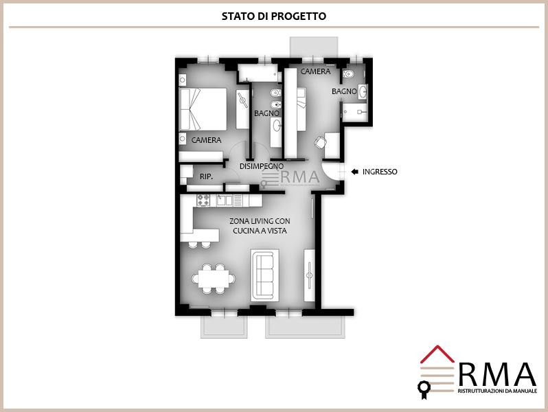 RMA 03 Milano 26 N