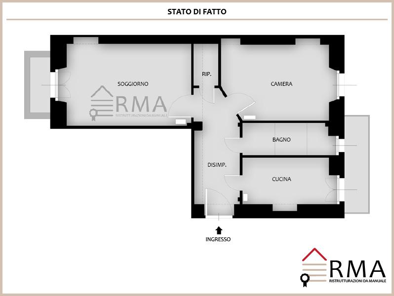 Rma 10 Milano 39 N