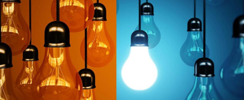Scelta delle luci durante una ristrutturazione: luce calda o luce fredda