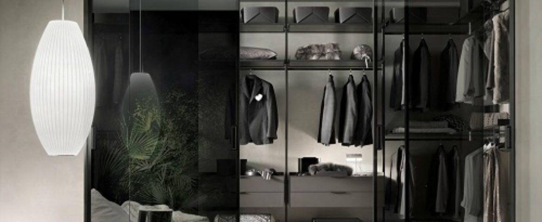 Progettare la cabina armadio – Un tocco di eleganza all'ambiente
