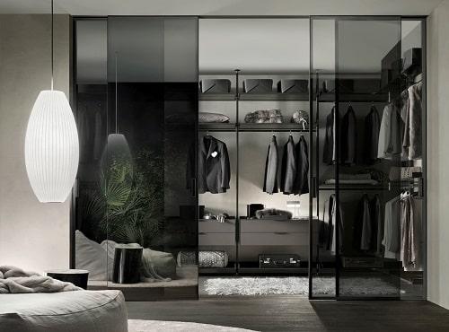 Progettare la cabina armadio un tocco di eleganza all for Progettare la camera